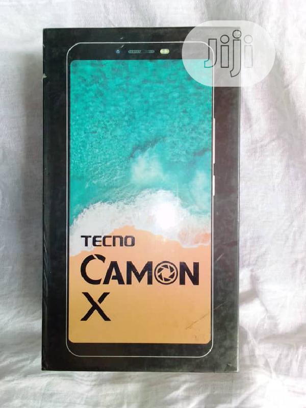 Archive: New Tecno Camon X 16 GB Gold