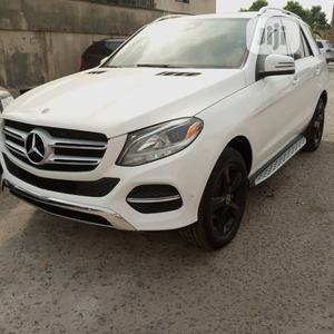 Mercedes-Benz GLE-Class 2017 White   Cars for sale in Lagos State, Amuwo-Odofin