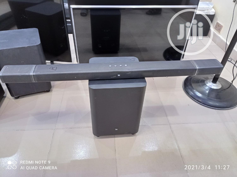 JBL Bar 5.1-Channel 4K Ultra HD Soundbar With Truewireless