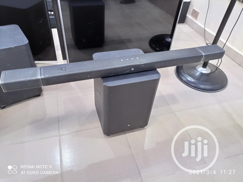 JBL Bar 5.1-Channel 4K Ultra HD Soundbar With Truewireless | Audio & Music Equipment for sale in Lekki, Lagos State, Nigeria