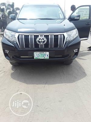 Toyota Land Cruiser Prado 2018 GXR Black | Cars for sale in Lagos State, Ajah