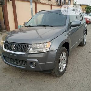 Suzuki Vitara 2008 Gray | Cars for sale in Lagos State, Amuwo-Odofin