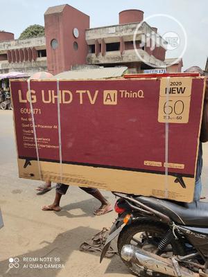 "Korea Original LG 60""Inch Real 4K UHD Smart Tv + Satellite | TV & DVD Equipment for sale in Lagos State, Ajah"