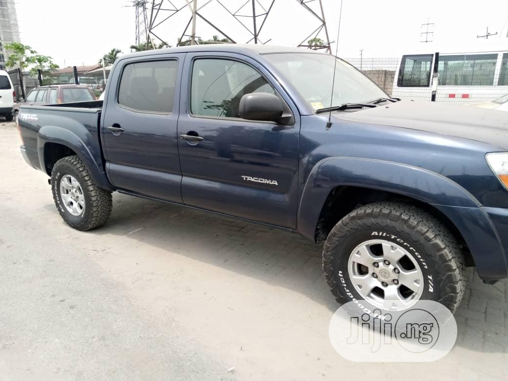 Toyota Tacoma 2007 Blue   Cars for sale in Lekki, Lagos State, Nigeria