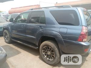 Toyota 4-Runner 2004 SR5 4x4 Blue | Cars for sale in Lagos State, Isolo