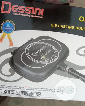 36cm Dessini Double Sided Grill Pan | Kitchen & Dining for sale in Abuja (FCT) State, Lugbe District
