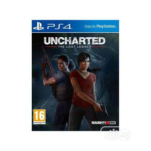 Sony PS4 Uncharted : The Lost Legacy -Playstation 4 | Video Games for sale in Lagos State, Ikeja
