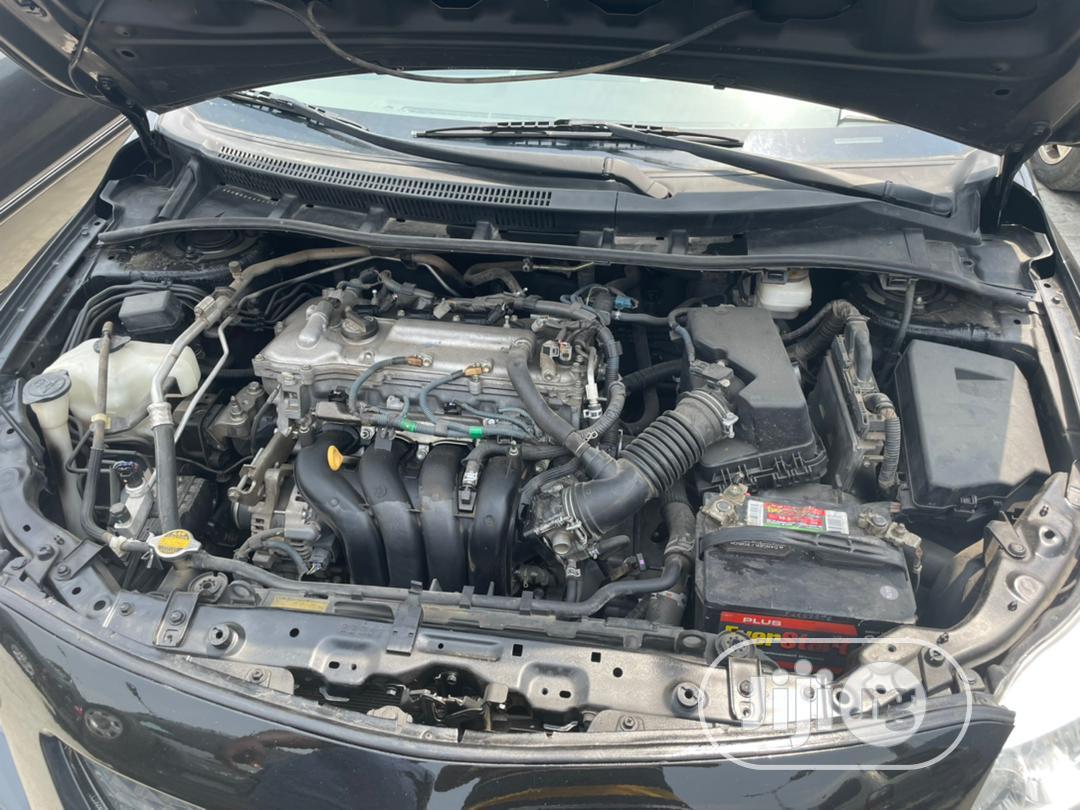 Archive: New Toyota Corolla 2009 Black