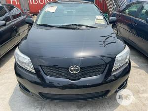 New Toyota Corolla 2009 Black   Cars for sale in Lagos State, Lekki
