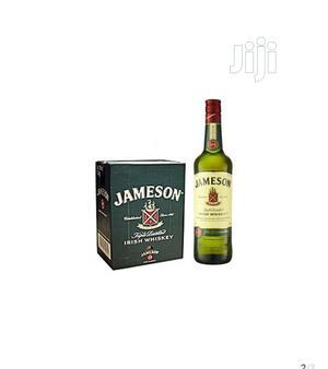 Jameson Irish Whiskey. 700ml*6   Meals & Drinks for sale in Abuja (FCT) State, Gwarinpa
