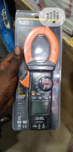Klein Tools CL900 2000A Digital Clamp Meter | Measuring & Layout Tools for sale in Lagos State, Ojo