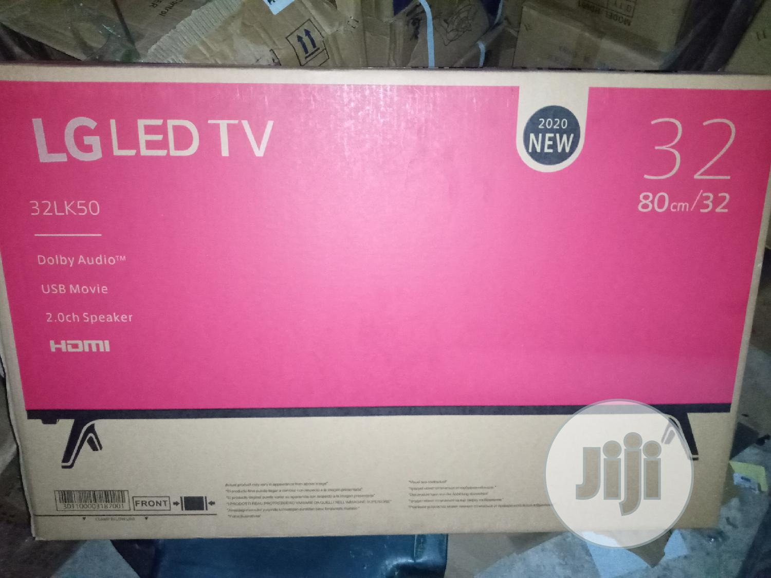 LG LED Television 32 Inches . | TV & DVD Equipment for sale in Ojo, Lagos State, Nigeria
