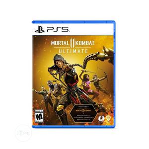 Mortal KOMBAT 11 Ultimate - Playstation 5   Video Games for sale in Lagos State, Ikeja