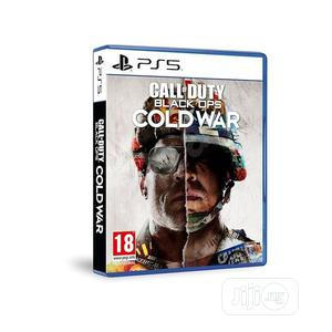 SONY PS5 Call of Duty: Black Ops Cold War 5 Out of 5 | Video Games for sale in Lagos State, Ikeja