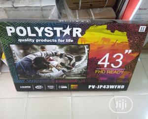 Polystar 43 Inches Full Hd Tv   TV & DVD Equipment for sale in Lagos State, Ikeja