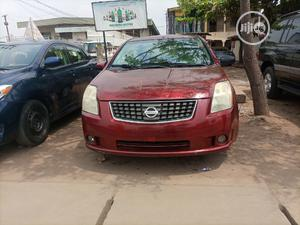 Nissan Sentra 2008 Red   Cars for sale in Lagos State, Ikorodu
