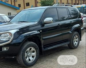 Toyota Land Cruiser Prado 2006 GX Black   Cars for sale in Lagos State, Oshodi