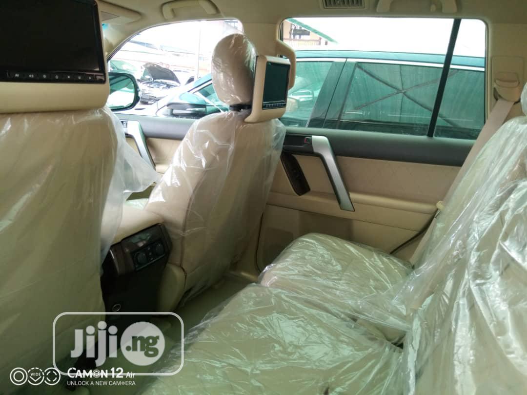 Toyota Land Cruiser Prado 2016 GXL Black | Cars for sale in Amuwo-Odofin, Lagos State, Nigeria