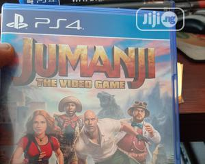 PS4 Jumaji Video Game   Video Games for sale in Lagos State, Agege