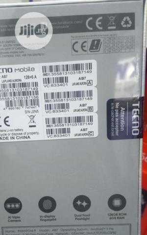 New Tecno Phantom 9 128 GB Blue | Mobile Phones for sale in Ondo State, Akure
