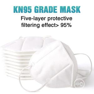 Kn95 Mask With Filter (A Pack Of 10) | Medical Supplies & Equipment for sale in Lagos State, Ajah