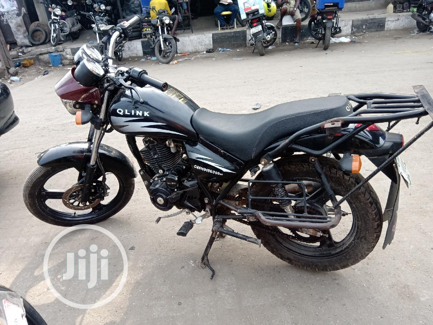 Qlink XF 200 2019 Black | Motorcycles & Scooters for sale in Yaba, Lagos State, Nigeria