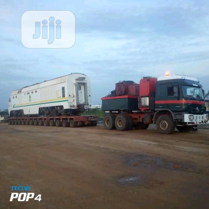 Get Ur Trucks, Loadbed, Flatbed for You Exprees From Us | Logistics Services for sale in Amuwo-Odofin, Lagos State, Nigeria