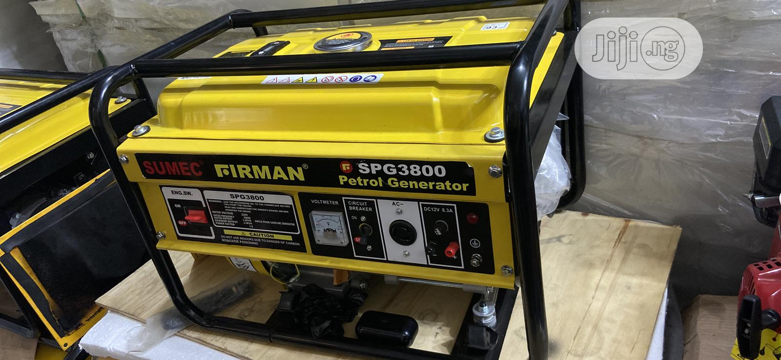 Archive: Sumec Firmam Generator Spg3800
