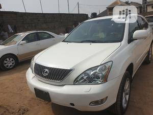 Lexus RX 2008 350 AWD White | Cars for sale in Lagos State, Egbe Idimu