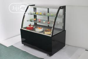 5ft Cake Display Curve Glass | Restaurant & Catering Equipment for sale in Lagos State, Magodo