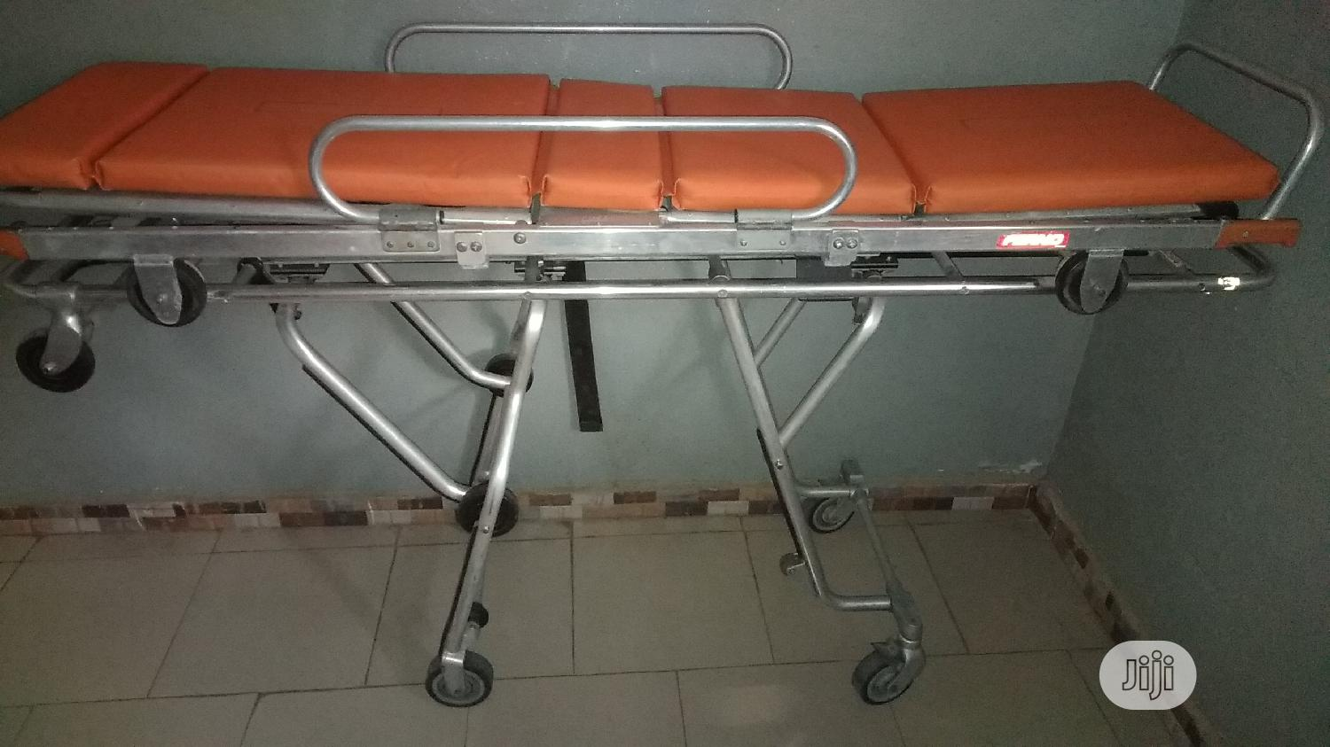 Archive: Stretcher Foreign Used Made In Germany