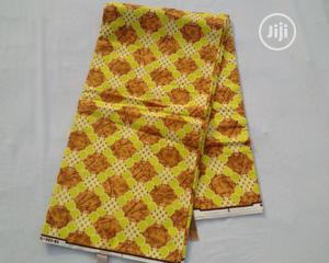 Cotton Ankara Fabric - 6 Yards | Clothing for sale in Abuja (FCT) State, Kubwa