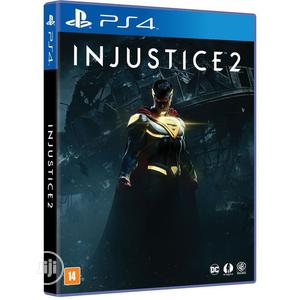 PS4 Injustice 2 - Playstation 4 | Video Games for sale in Lagos State, Ikeja