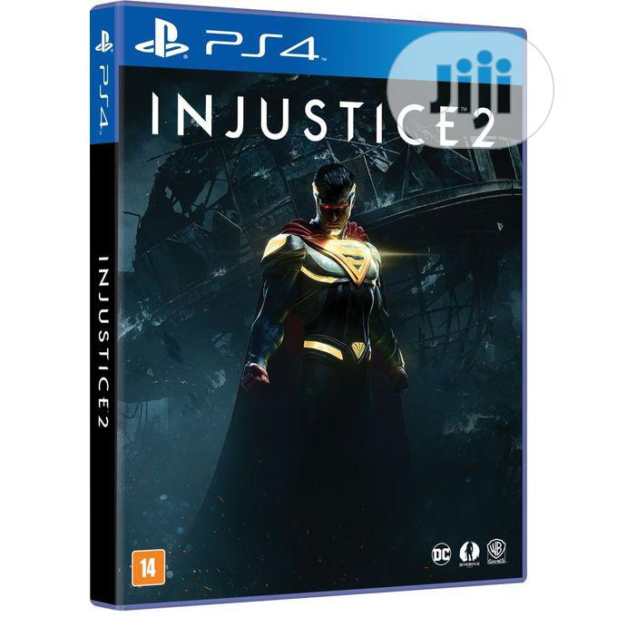 PS4 Injustice 2 - Playstation 4