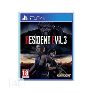 S4 Resident Evil 3 - Playstation 4 Game | Video Games for sale in Lagos State, Ikeja