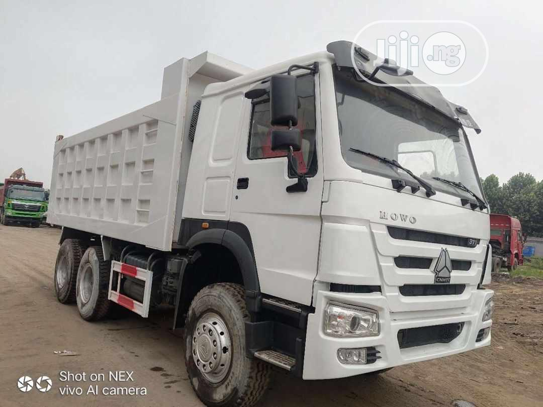 Foreign Used Sinotruck (Howo Truck) 2020 for Sale