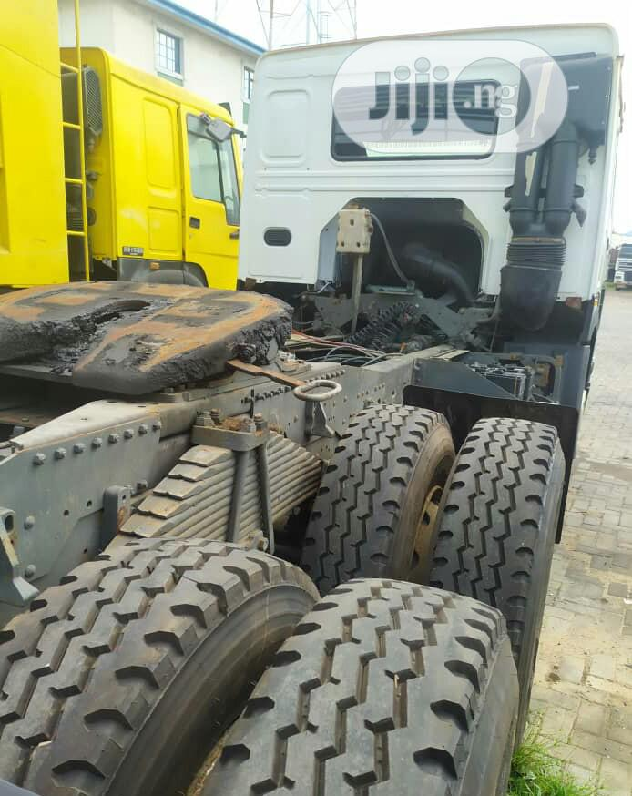 Foreign Used Sinotruck (Howo Truck) 2020 for Sale | Trucks & Trailers for sale in Ikeja, Lagos State, Nigeria