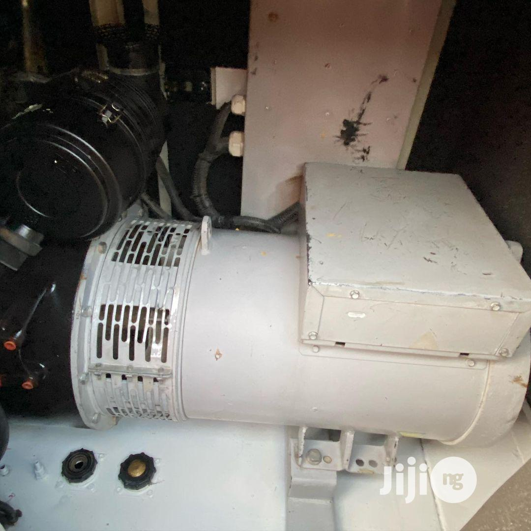 Almost New 60kva UK Perkins Silent Soundproof Generator   Electrical Equipment for sale in Ikeja, Lagos State, Nigeria