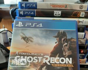 PS4 Ghost Recon Wildlands - Used   Video Games for sale in Lagos State, Agege