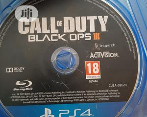 PS4 Call of Duty Black Ops 3   Video Games for sale in Lagos State, Agege