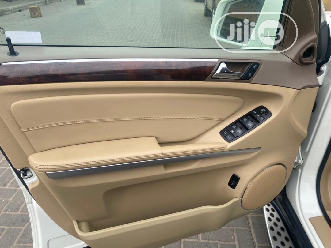 Archive: Mercedes-Benz GL Class 2010 GL 450 Gray