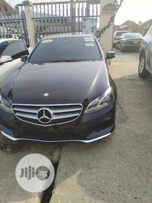 Mercedes-Benz E350 2015 Black | Cars for sale in Lagos State, Isolo