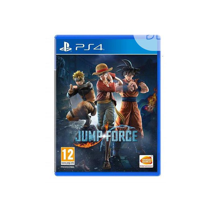 Ps4 Jump Force Game