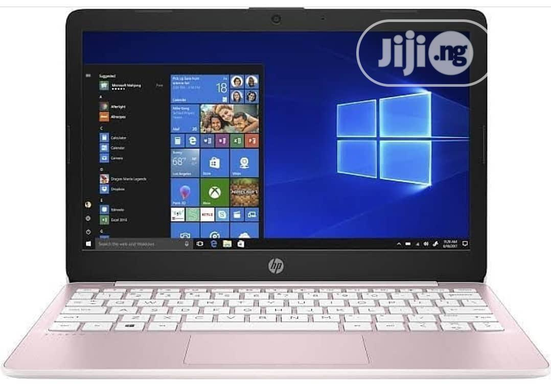New Laptop HP Stream 11 4GB Intel Celeron HDD 60GB   Laptops & Computers for sale in Ikeja, Lagos State, Nigeria