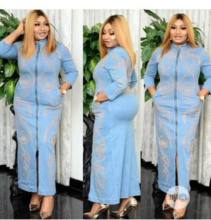 New Quality Turkey Jeans Gown. | Clothing for sale in Lagos State, Lagos Island (Eko)