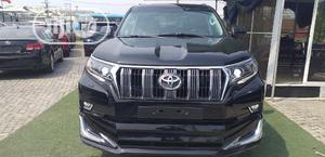 Toyota Land Cruiser Prado 2018 VXR Black | Cars for sale in Lagos State, Lekki