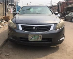 Honda Accord 2008 Gray   Cars for sale in Lagos State, Yaba