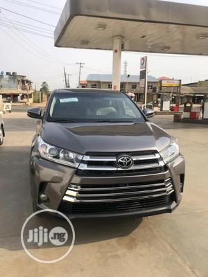 Toyota Highlander 2014 Gray | Cars for sale in Lagos State, Ikotun/Igando