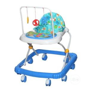 Baby Walker With Music Toys - Blue | Children's Gear & Safety for sale in Lagos State, Surulere