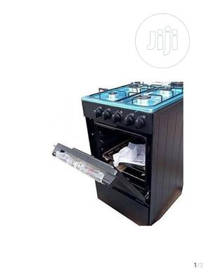 Midea 4burner 50X55 Gas Cooker With Oven+Grill Oven Tray   Kitchen Appliances for sale in Lagos State, Ikeja